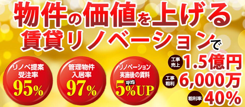 【webセミナー】定額賃貸リノベ実践セミナー