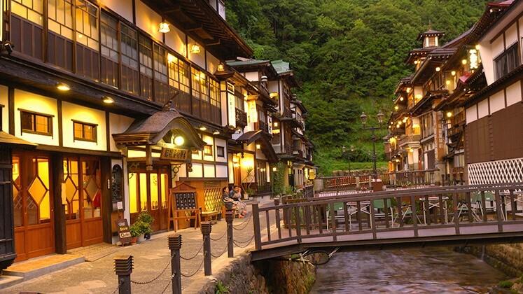 観光・旅館・ホテルのイメージ画像