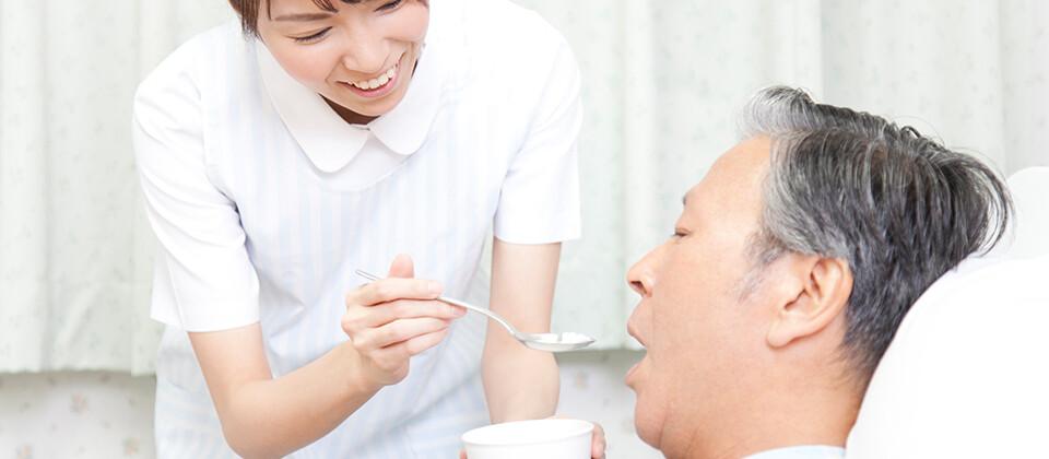 栄養・嚥下対応型・訪問歯科