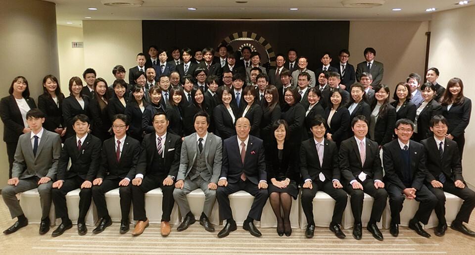 船井総研さんに絶大な信頼を寄せており、自信を持って経営の舵を切れるようになりました