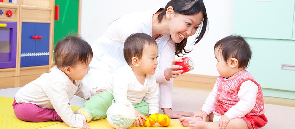 認定こども園化で「低年齢児からの入園機会の創出」や「園児一人当たりの補助金収入の増加」を実現する
