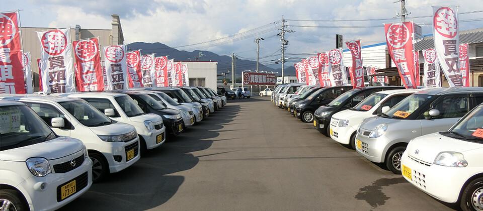 「カーライフにおける負担の軽減」を追求し、単店で年間750台のリースを販売