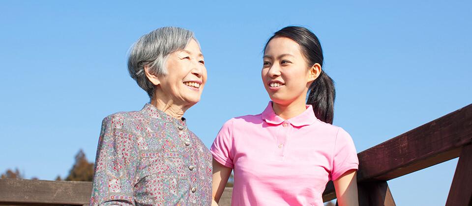 空室や遊休地対策に!介護業者と提携しサービス付高齢者住宅の建設をするビジネスモデル